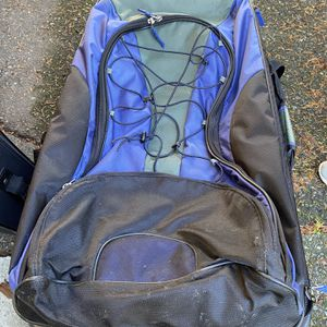 Rolling Duffle Bag- 2 Available for Sale in Kent, WA