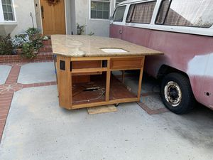 Kitchen island for Sale in Culver City, CA