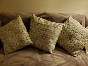 Pillows from Sofa Mart for Sale in Lakewood, CO