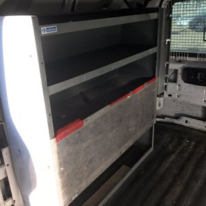 Cargo Van Shelves for Sale in Rancho Cucamonga, CA