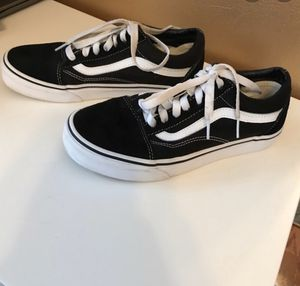 Vans size 8 for Sale in Columbus, OH