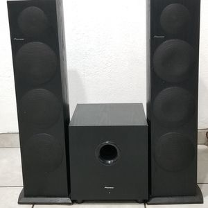 Pioneer High End Tower Speakers & Subwoofer for Sale in San Diego, CA