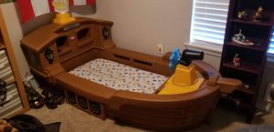 Pirate Toddler Bed for Sale in Ruston, WA