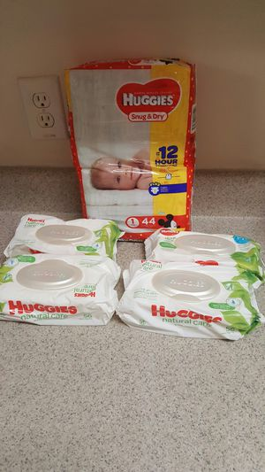 Huggies bundle for Sale in Pine Lake, GA