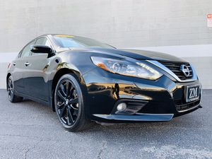 2017 NISSAN ALTIMA 2.5 SR / 1 OWNER CARFAX / BACKUP CAMERA / PREMIUM WHEELS / FOG LIGHTS / FULLY LOADED / LIKE NEW IN AND OUT / RUNS LIKE NEW / MUST for Sale in Chino, CA