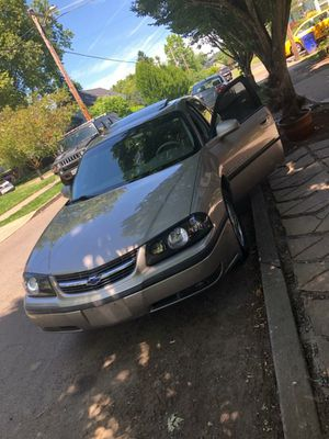 2002 Chevy Impala $2500 or best offer for Sale in Milwaukie, OR