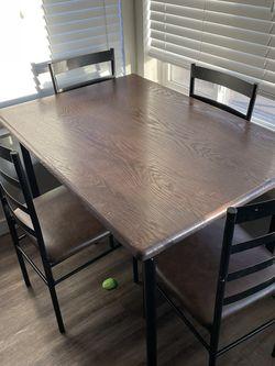 Kitchen Table Set $100 OBO for Sale in Sandy,  UT
