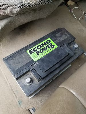 Interstate Battery good working condition for Sale in Alexandria, VA