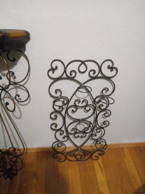 Beautiful Iron Wall Accents for Sale in Fresno, CA