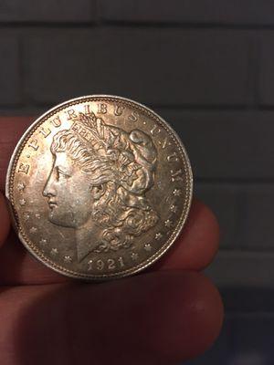 1921 Morgan dollar AU/MS for Sale in Seattle, WA