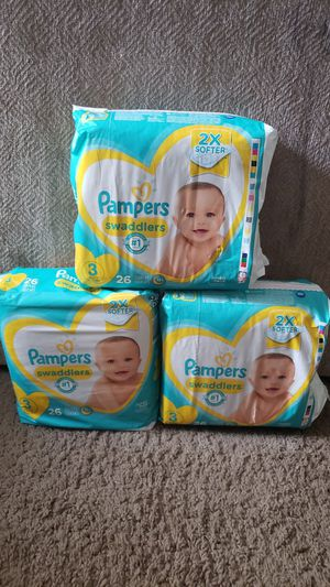 Pampers for Sale in Alexandria, VA