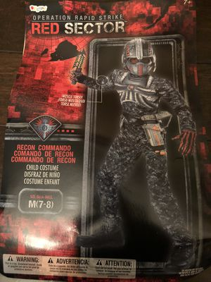 Recon Commando Kids costume for Sale in Poway, CA