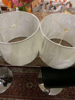 2 pantayas de lámpara for Sale in Gaithersburg, MD