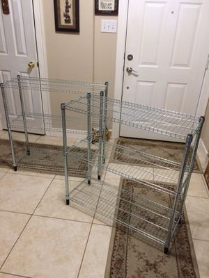 Storage Shelves for Sale in Katy, TX