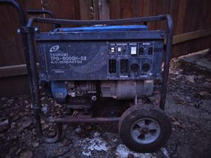 6000 watt generator for Sale in Kansas City, MO