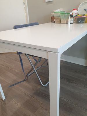 Ikea dinner table(125cm×75cm) for Sale in Washington, DC