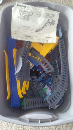 Thomas and friends track master. With train cars for Sale in Parker, CO