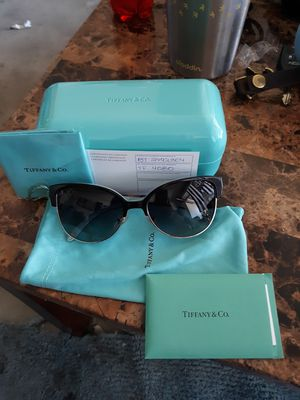 Tiffany & Company Sunglasses #4080. for Sale in Las Vegas, NV