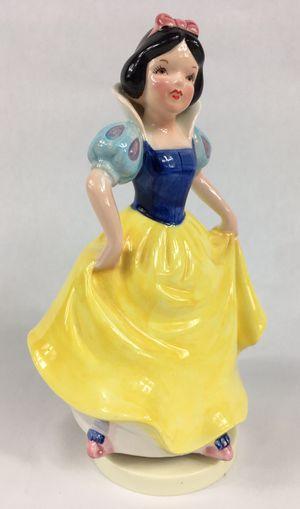Vintage Disney Porcelain Snow White Rotating Musical Figurine - EUC! for Sale in Hamilton Township, NJ