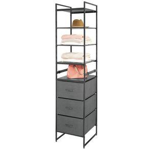Fabric Dresser Storage Organizer, 3-Drawer for Sale in Cleveland, OH