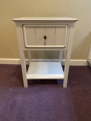 Pottery Barn night stand for Sale in Chappaqua, NY