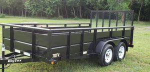 A Great Big Tex Trailer For Sale. for Sale in Austin, TX
