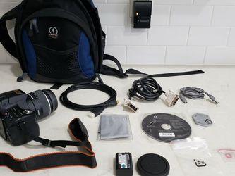 Sony DSLR camera bundle for Sale in Flower Mound,  TX