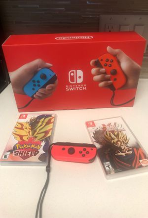 Nintendo switch bundle! for Sale in Denver, CO