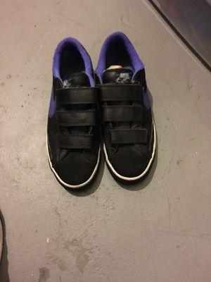 Black and purple Nike's for Sale in Salt Lake City, UT