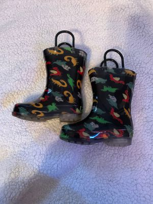 Light up rain boots for Sale in Irving, TX