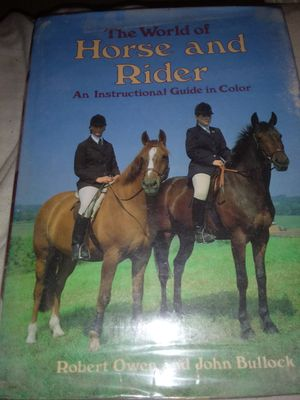 Various horse training books for Sale in Cuba, MO