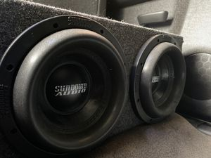 "SA-8 V.3 D2 - Sundown Audio 8"" 500W RMS Dual 2-Ohm SA Series Subwoofer for Sale in Mansfield, TX"