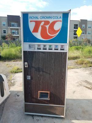 Classic RC Cola Machine for Sale in San Antonio, TX