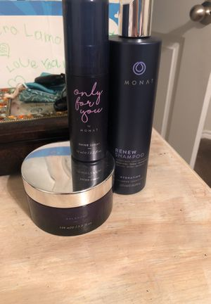 Monat hair products for Sale in Clyde, TX
