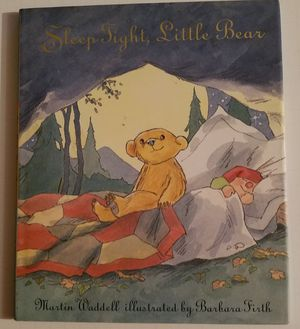 Sleep tight little bear hardcover book for Sale in Ontario, CA