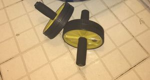 Ab rollers (2) for Sale in Silver Spring, MD