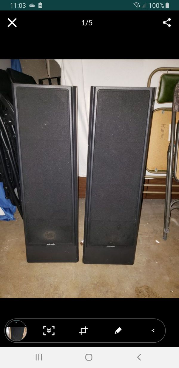 Polk Audio Floorstanding Speaker