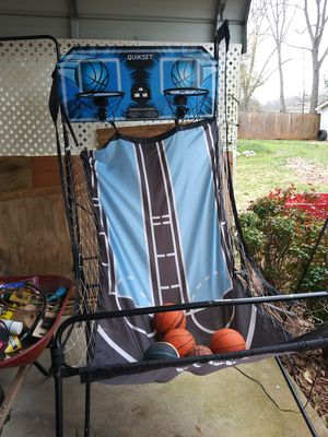Hoops anyone..back board works.. for Sale in Greenville, SC