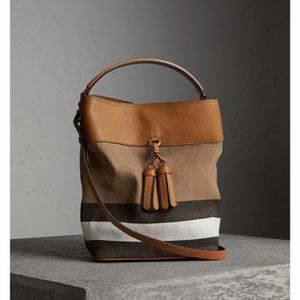 New Burberry Canvas Hobo Crossbody Women's Hand Bag for Sale in Seattle, WA