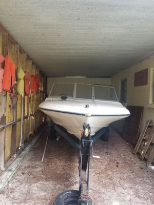 79 Glastron 85hp Johnson outboard for Sale in Lakeland, FL