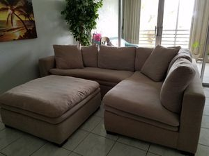Sectional $400 or best offer, MUST GO ASAP for Sale in Fort Lauderdale, FL