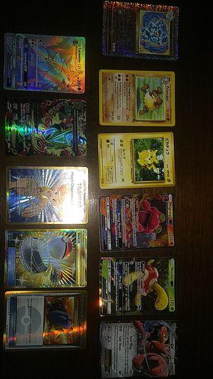 Real premium pokemon cards for Sale in Greenville, SC