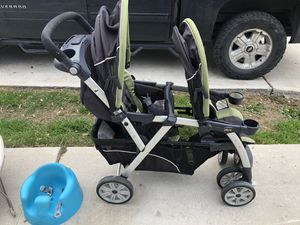 Double Stroller - Chicco for Sale in San Antonio, TX