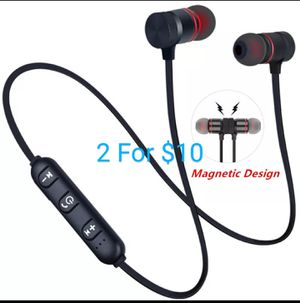 Bluetooth headphones for Sale in Sandy, UT