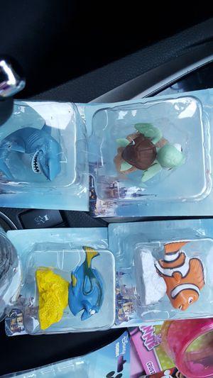 4 pc Disney Finding Nemo Pixar for Sale in Los Angeles, CA