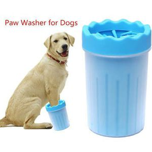 Brand New blue medium pet paw cleaner for Sale in Hawthorne, CA
