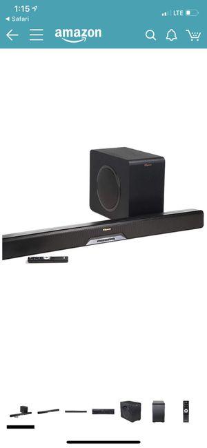 klipsch soundbar rsb-11 for Sale in Lakeland, FL