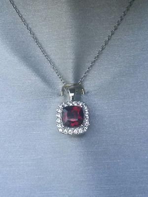 Garnet necklace for Sale in Concord, CA