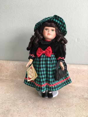 Collector Choice Porcelain Collector Doll for Sale in Sarasota, FL