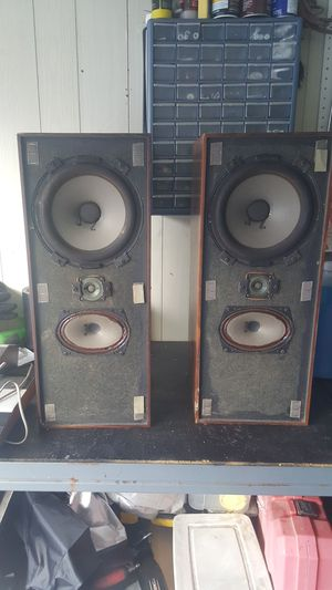 Bang And Olufsen Beovox 2400 speakers for Sale in Greene, NY